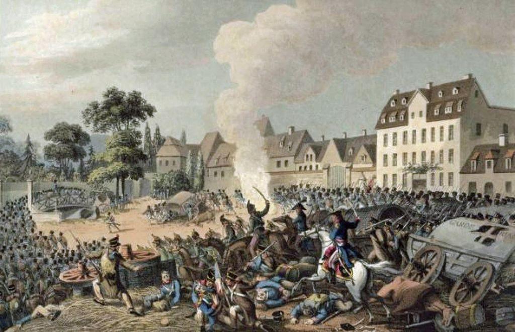 Völkerschlacht bei Leipzig