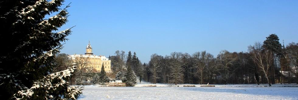Auch Burgen und Schlösser gibt es im Naturpark Hoher Fläming zu bestaunen. Foto: flaeming.net